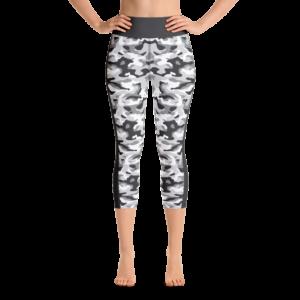 Zen Warrior Capri Yoga Pant – Wild Camo
