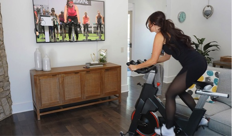 Free online spin class
