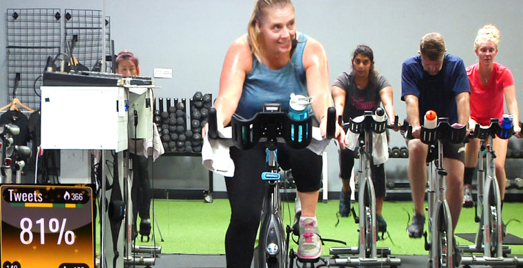 top Cycling Workout video The Fun & Run Ride!