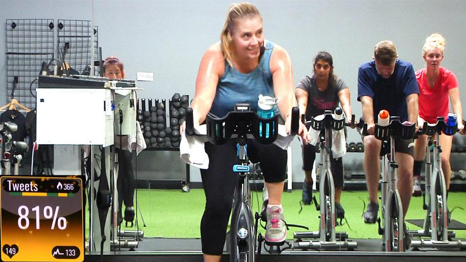 top Cycling Workout video The Fun & Run Ride!