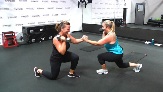 Best Partner Workouts Partner-Up Bootcamp Workout