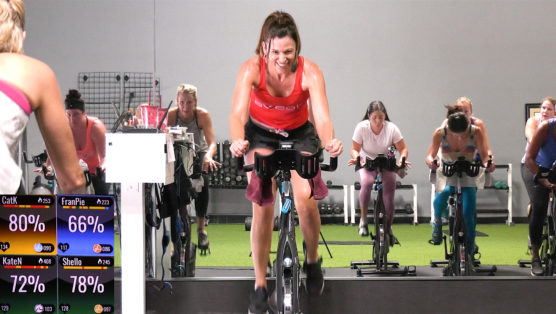 best Spin classes online Hills & Drills 3!