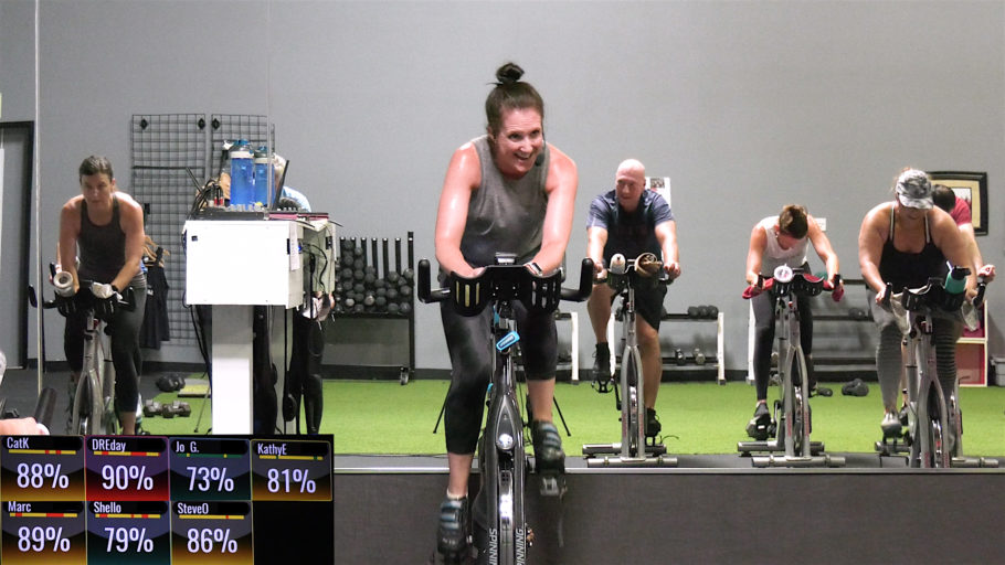 Spin class with Steady Successions