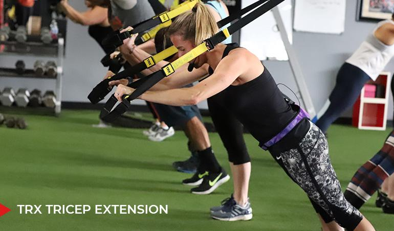 mere w trx tricep extension