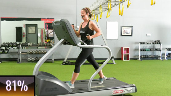 30-Minute Online Treadmill Power Walking Workout
