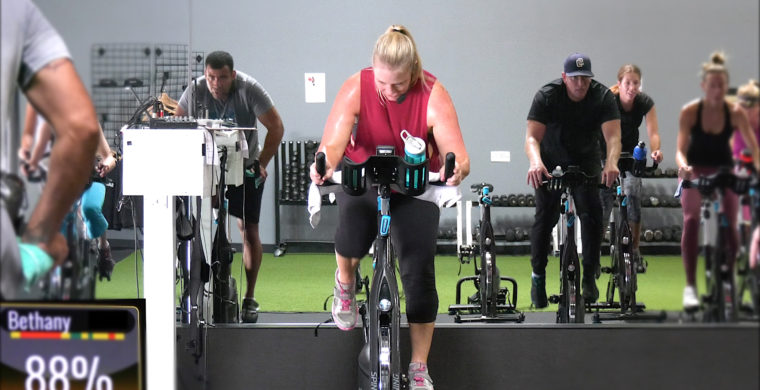Country Music Spin Class Calorie Crushing Country Cycle!
