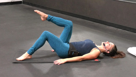 basics of Pilates online Low-Intensity Mat Pilates