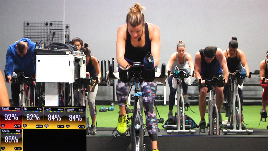 Spinning & Weights workout Spin Sculpt - Where There's a Will There's a Way.