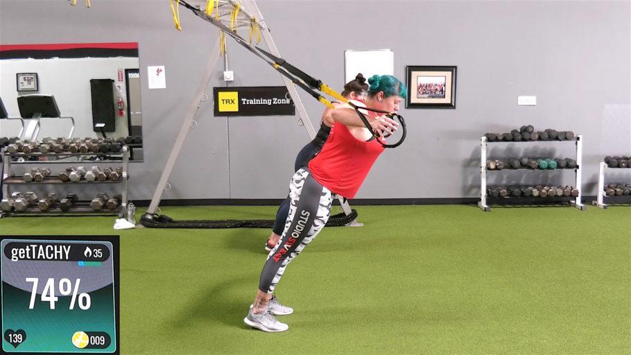 40 Min. TRX Total-Body Circuits Workout