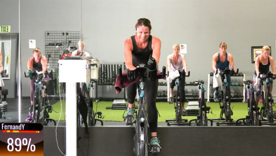 20 Minute Spinning Video Endorphin Craze