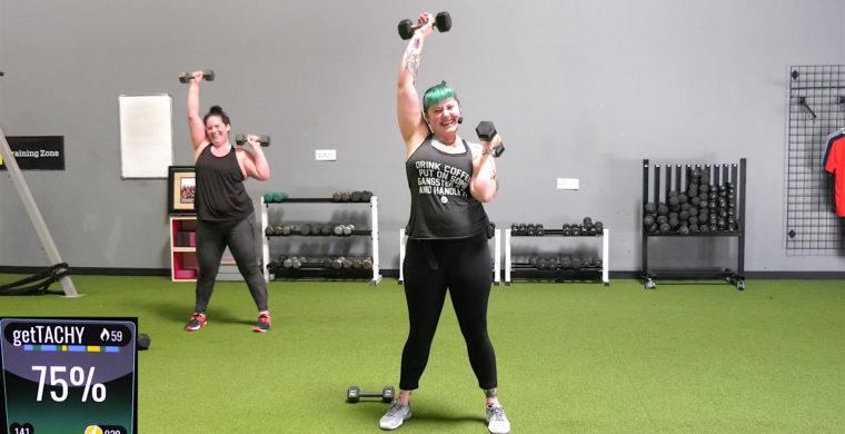 20-Min Push Workout