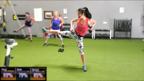 High-Intensity 20 Min Tabata Bootcamp workout online