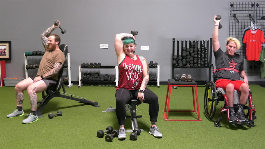 Seated Strength Workout