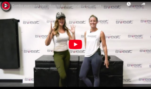 Combo exercises 101 - How to do combination exercises.