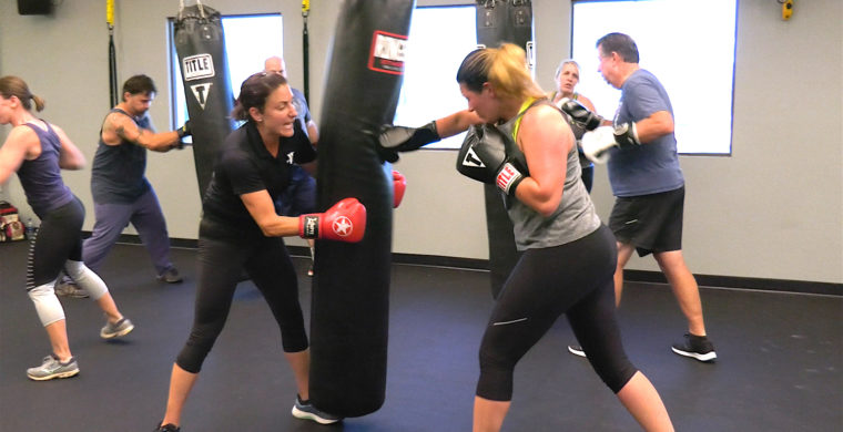 online Heavy Bag Boxing Workout Heavy Bag Boxing Circuits