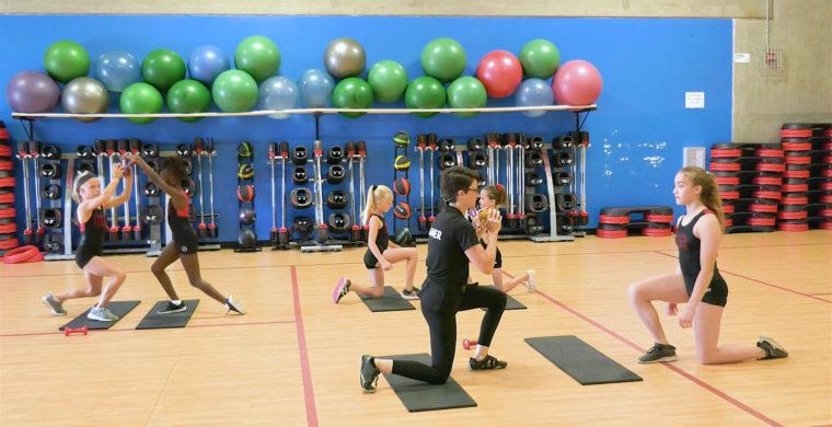 Partner Workout for Kids