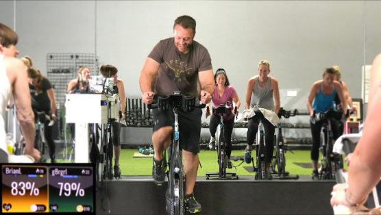 killer Hour Spin Workout Stand & Deliver