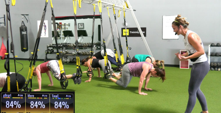 TRX Glute & Ab Workout Butts & Guts