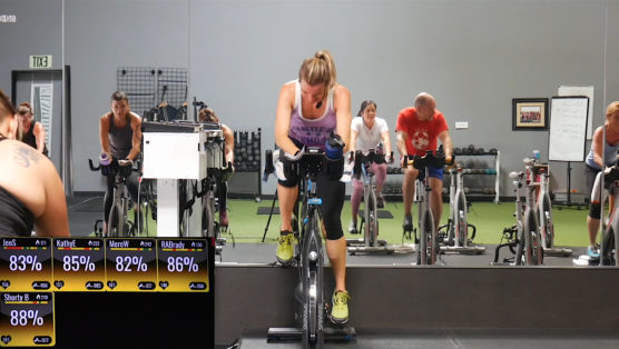 best online Spinning classes 35 Min Magic Miles Ride