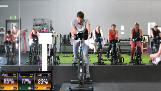 15-minute online Spin and Sculpt Bike, Back & Bicep Burner