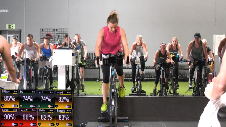 downloadable indoor cycling workout 40 Min Spin® - Terrible Two's, Part 2!
