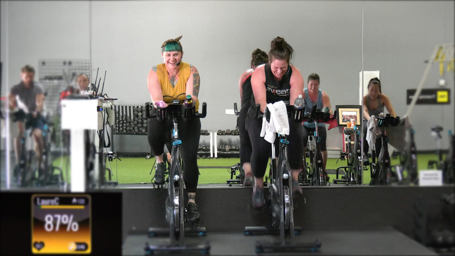 downloadable Spin class Lean & Mean from 2019!