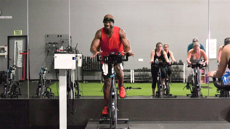 best Spin class download The Challenge to Change Ride