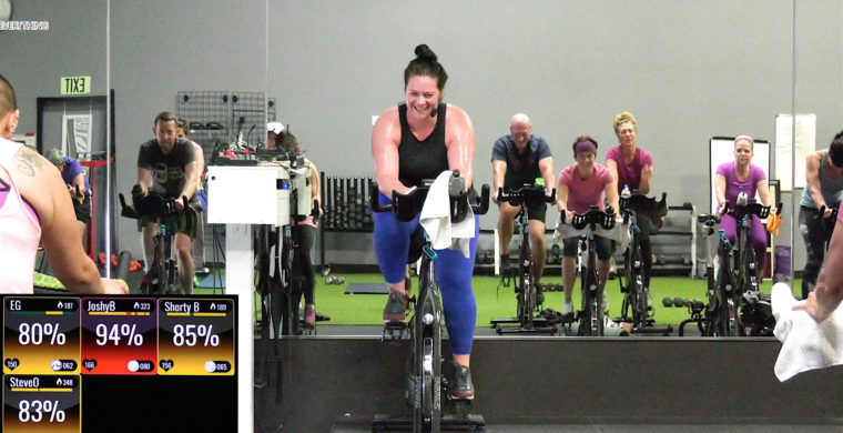 best short downloadable Spin class 30 Min Variety Cycle