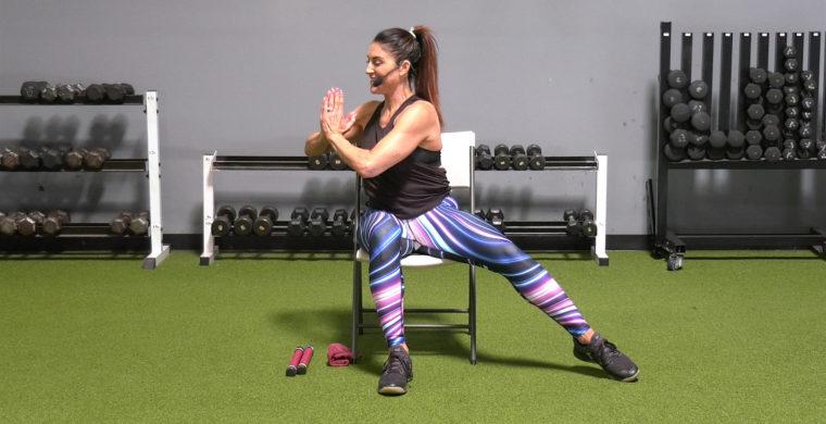 exercise video for seniors 30 Min Senior Fit