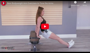 Best Bodyweight Arm Exercises to Tone the Arms
