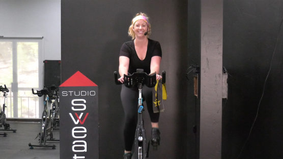 15-minute Spinning workout online 15 Min Cycle