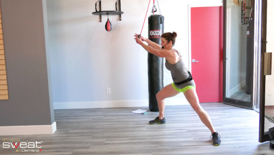 best resistance band workout in an app 30 Min Resistance Band Burn