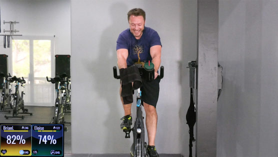 downloadable Spin class Flannel Ride 2