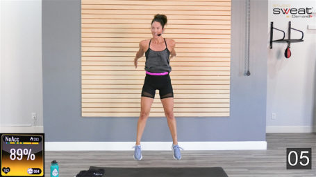 HIIT + Core - Body Weight Workout Blast
