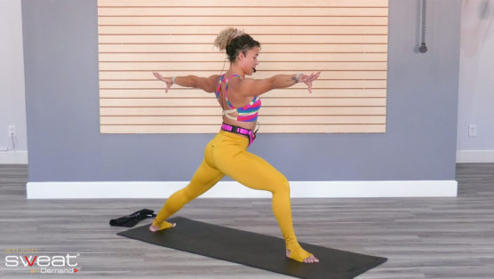 Perfect Blend yoga, barre, and Pilates