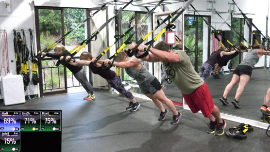 Best TRX Full-Body Workout EVER TRX® Cardio - Drive to 45... AGAIN!