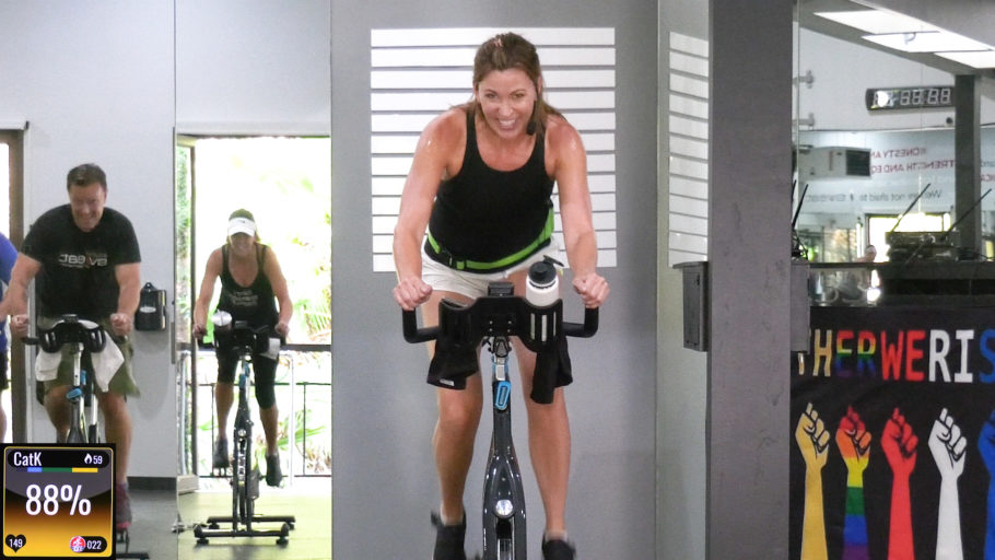 30 Min Maximum Burn II Tabata Spin Class