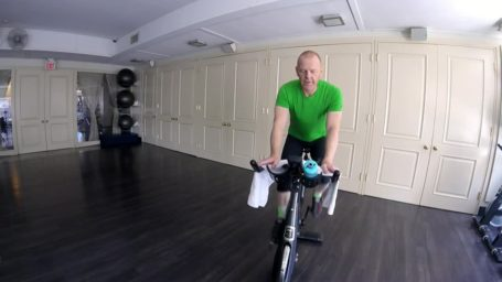 45 min High Intensity Group Cycle with Andy