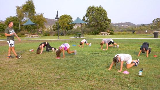 online PE class Youth P.E. Class