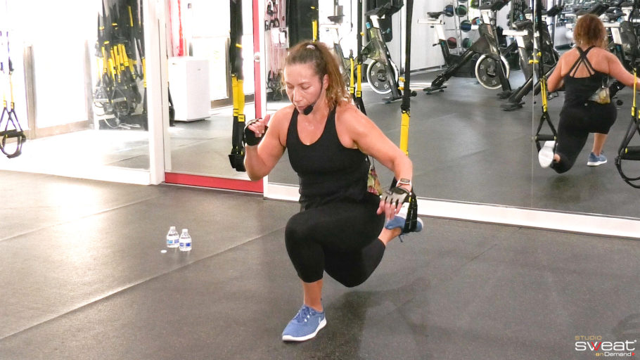 30 Min TRX® HIIT Training high-intensity TRX workout