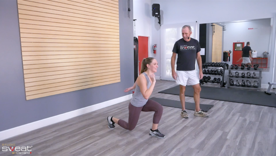 cardio workout that's perfect for the active older adult Low-Intensity Cardio