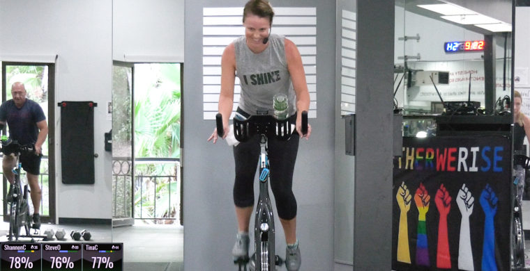 perfect, short virtual Spin lesson Soul-full Cycle + Core