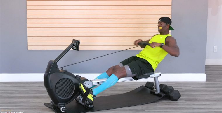 rowing machine interval workout 20 Min Rowing Intervals (Cycling Option)