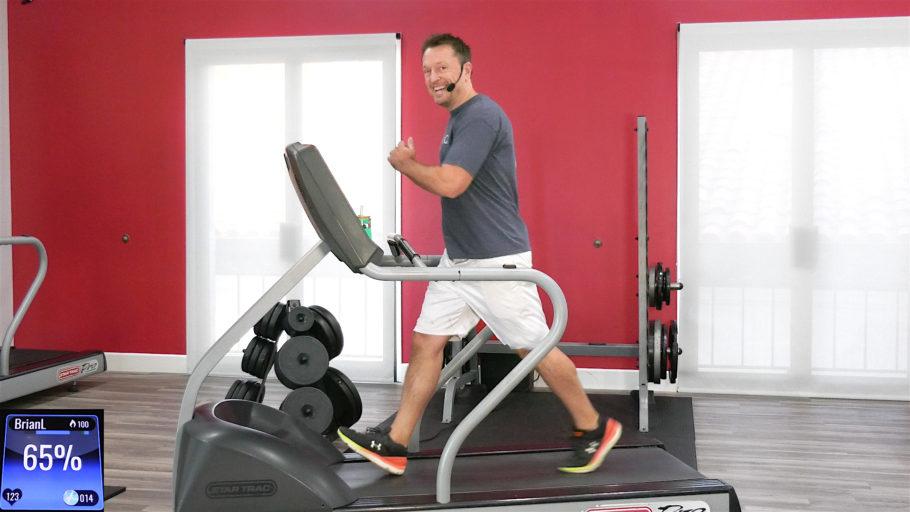 treadmill power walking workout power walking 5k