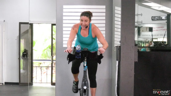 downloadable Speed and Power Spin Class Quick Speed & Power Cycle