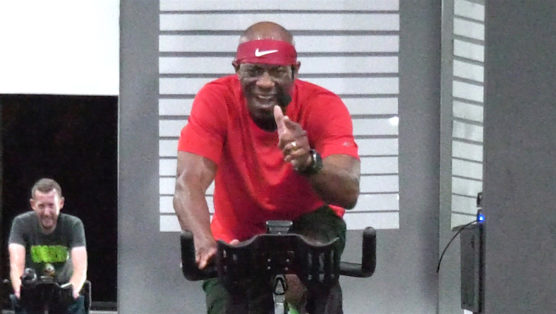 Motivating 30-Minute Spin Class with Tabata Cycling Drills Spin to Win