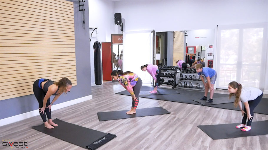 all-levels youth inspired yoga class Youth Yoga