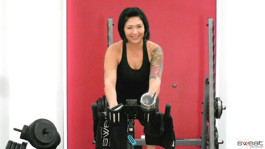 low-intensity indoor cycling recovery workout Low-Intensity Cardio Cycle