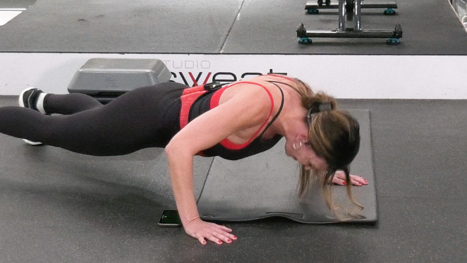 best bodyweight exercises for beautiful arms Tank Top Toner 2!