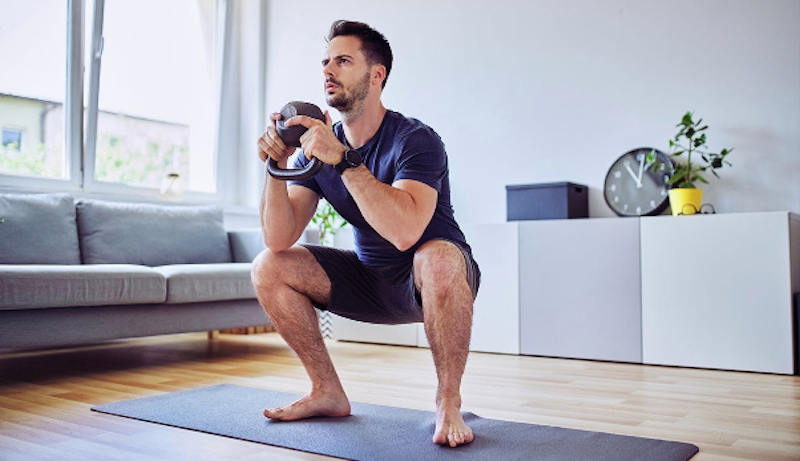 How to Motivate Yourself When Working Out from Home